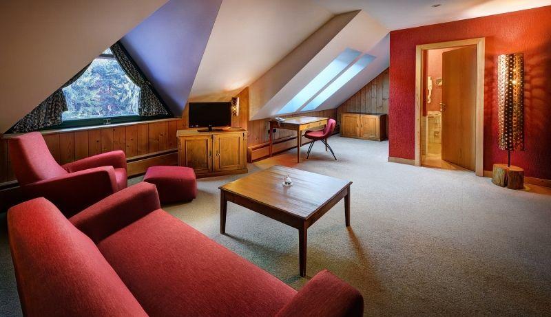 Suite - Отель Tры Колодчикa / Hotel Tri studnicky