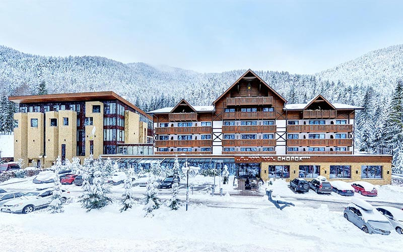 Chopok Wellness Hotel, Jasna