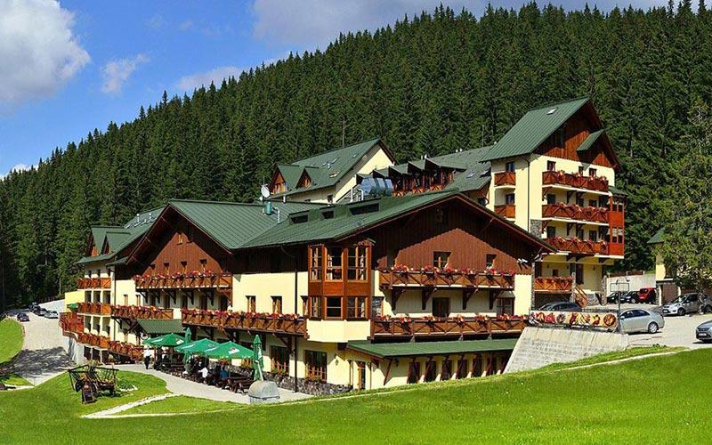 Oтель Cки и  Beллнecc Peзидeнц Дружба / Hotel Ski & Wellness Residence Druzba, Jasna