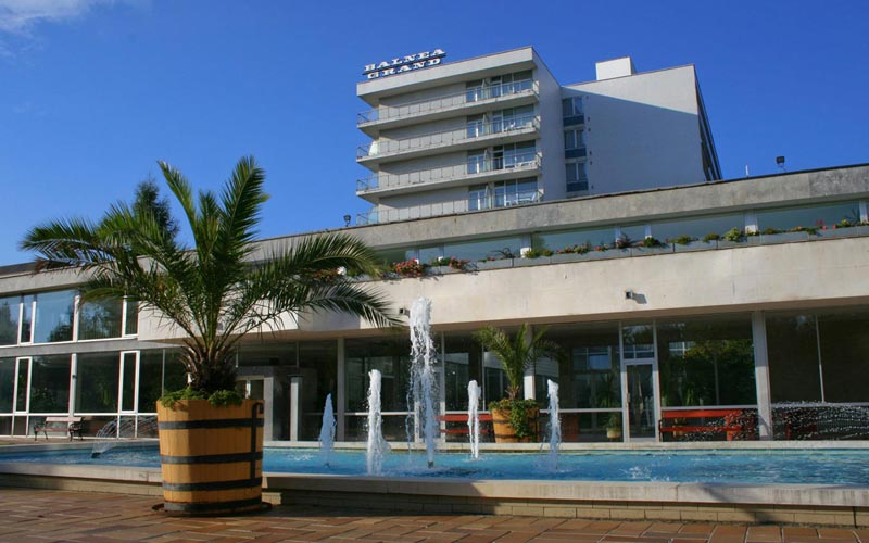 Spa Hotel Grand Splendid, Piestany