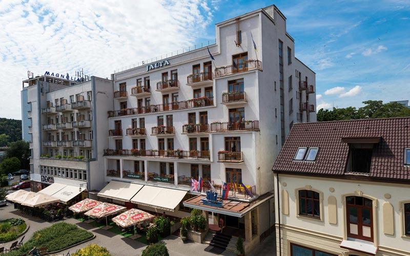 Jalta Ensana Health Spa Hotel, Piestany Spa