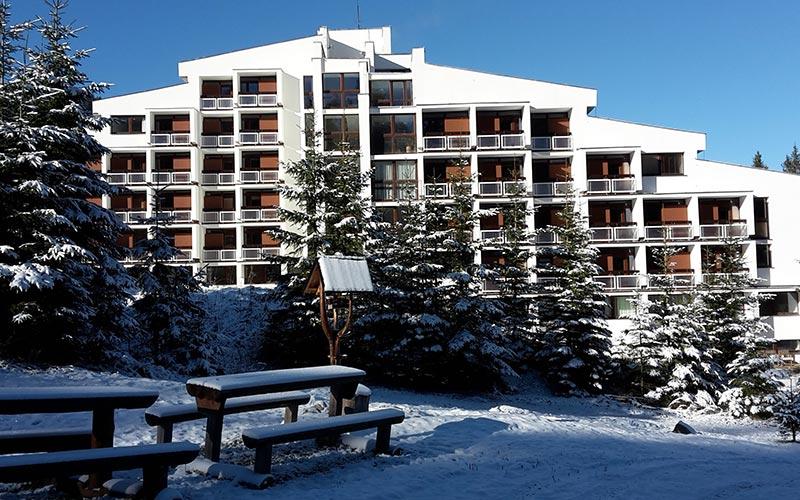 Отель Copea Сурок/ Hotel Sorea Marmot, Jasna