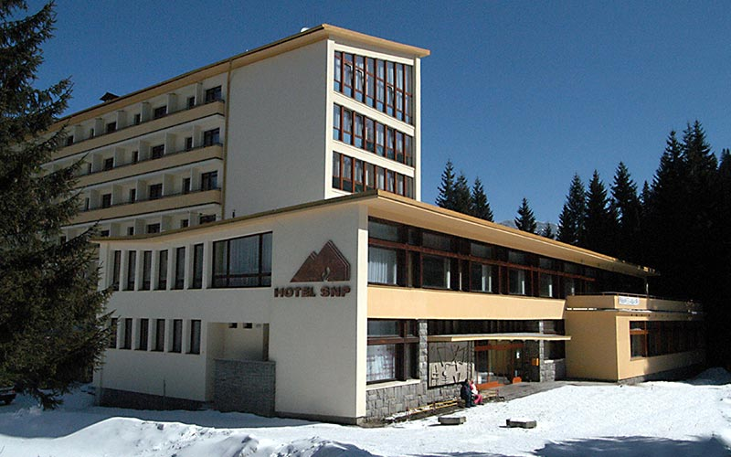 Отель Сорея СНП / Hotel Sorea SNP, Jasna