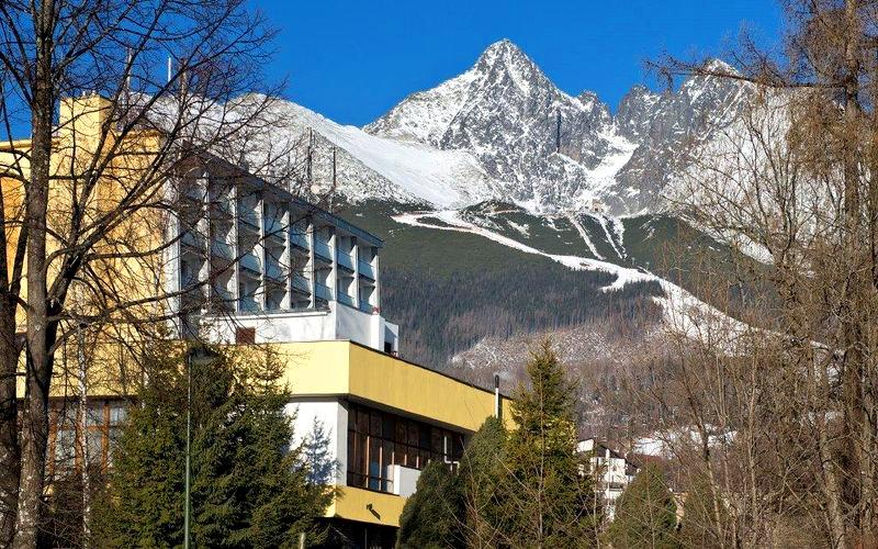 Hotel Sorea Uran, High Tatras