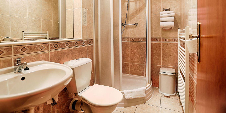 Comfort bathroom - Vila Trajan