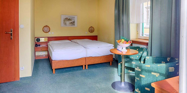 Comfirt double room - Vila Trajan