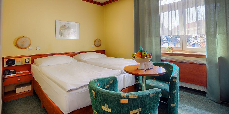 Standard double room - Vila Trajan