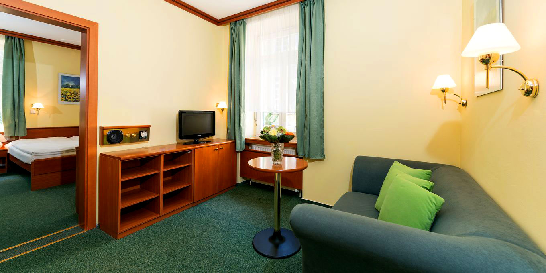 Suite - Vila Trajan Ensana Health Spa Hotel
