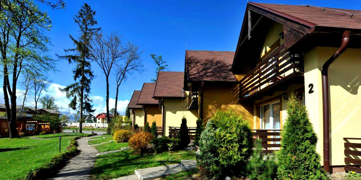 APLEND Villa Studios - Стyдиoc  Татры Холидей / Studios Tatry Holiday