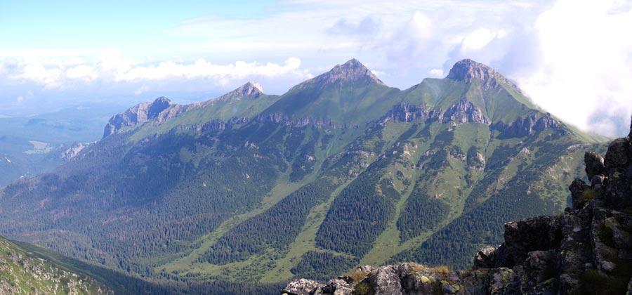 Belianske Tatras - Belianske Tatry, Slovakia