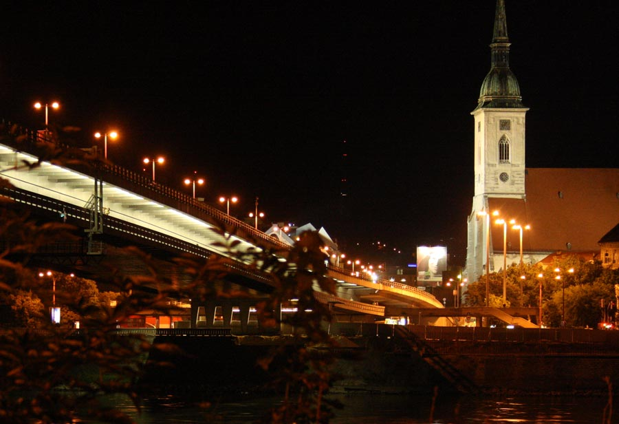 Saint Martin Cathedral in Bratislava