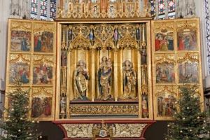 Oltar Svatej Alzbety