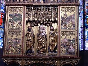 Wooden Altar Levoca