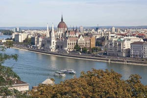 Cruises on the Danube river