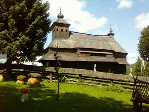 Wooden Churches Slovakia