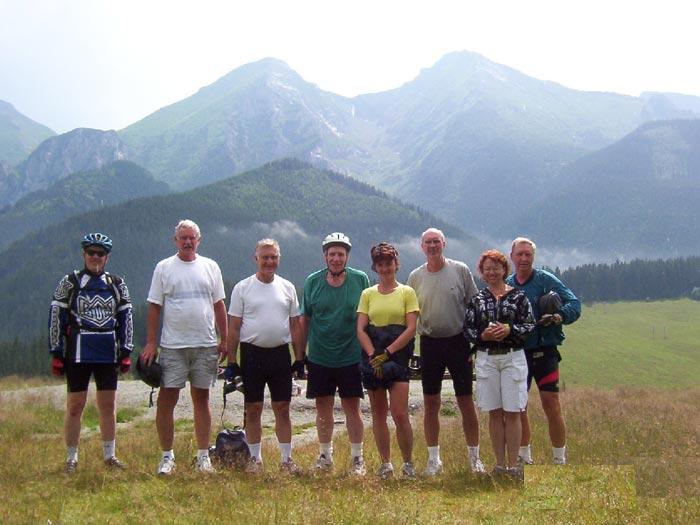 Coach tour Tatras