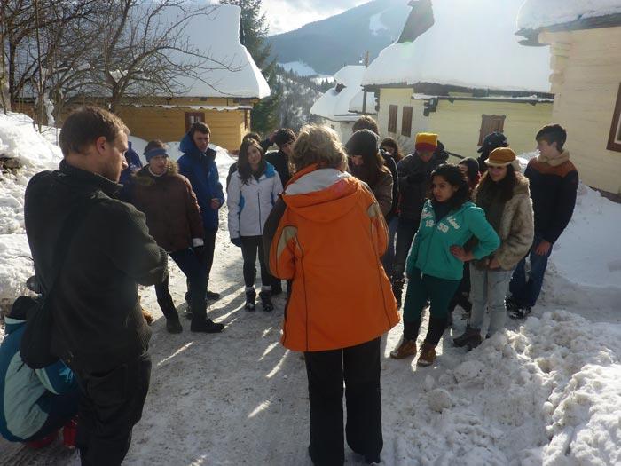 Coach tour Vlkolinec