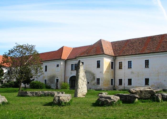 Slovak Stonehenge in Holic