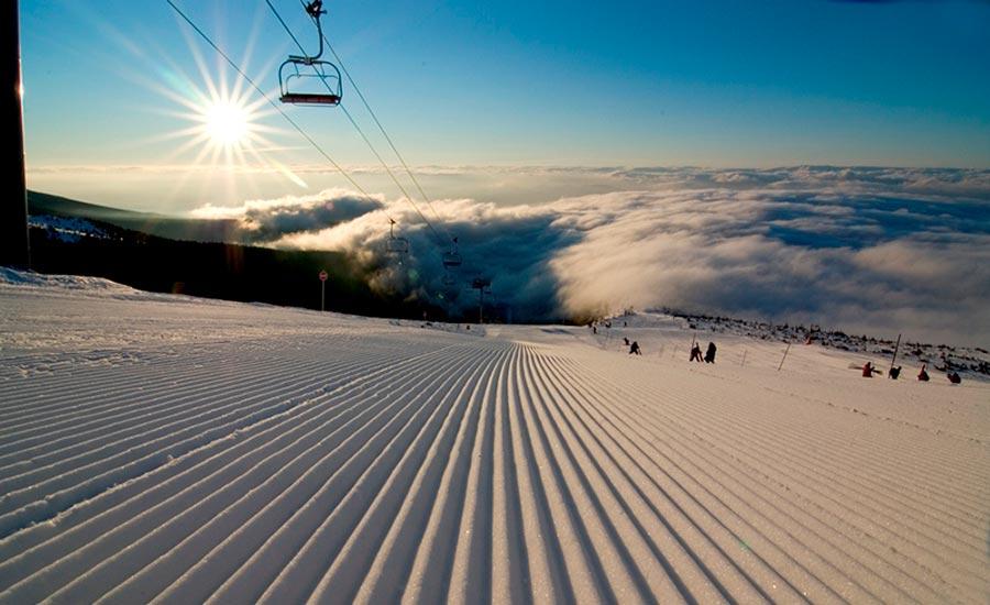 Ski resort Štrbské Pleso