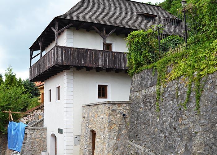 Headsman's House in Trencin