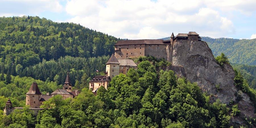 Oravsky Castle Tour Tip