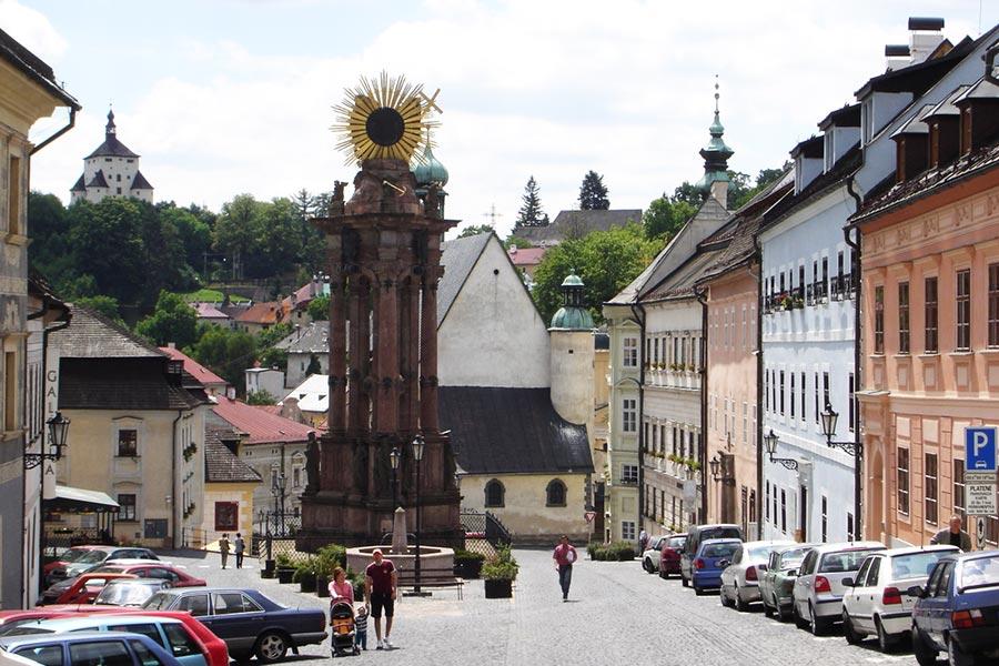 Slovakia Tours from Bratislava - Banská Štiavnica