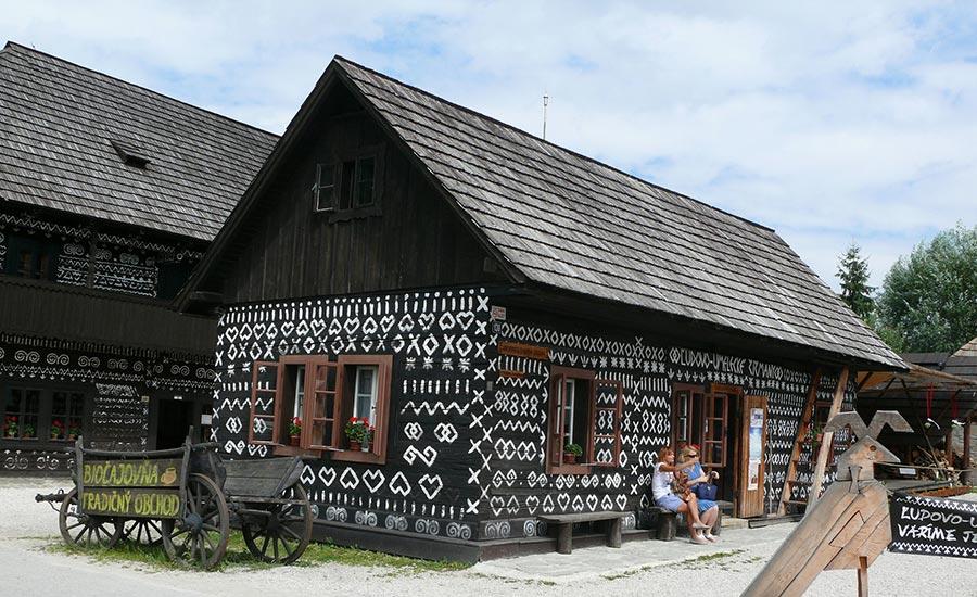 Slovakia Tours from Bratislava - Cicmany