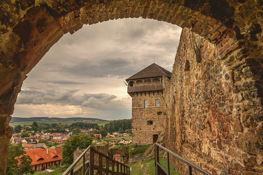 Slovakia Tours from Bratislava - Filakovsky castle