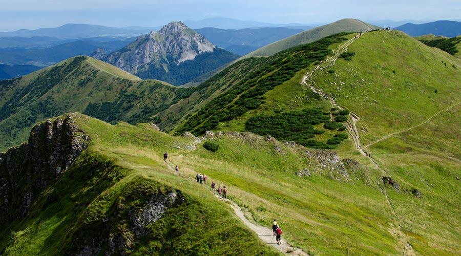 Slovakia Tours from Bratislava - Mala Fatra
