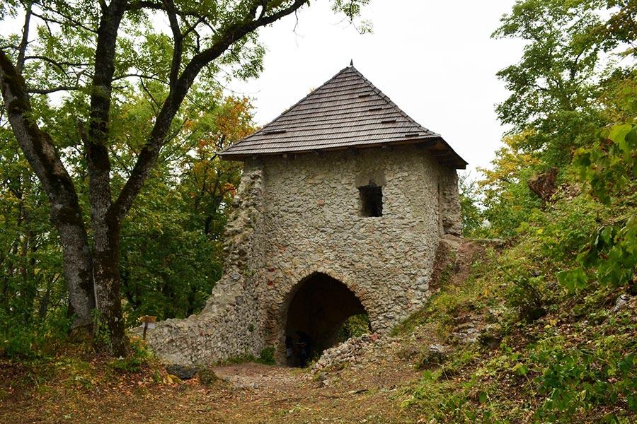Slovakia Tours from Bratislava - Muransky castle