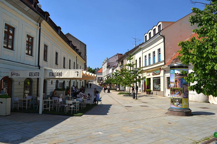 Slovakia Tours from Bratislava - Nitra