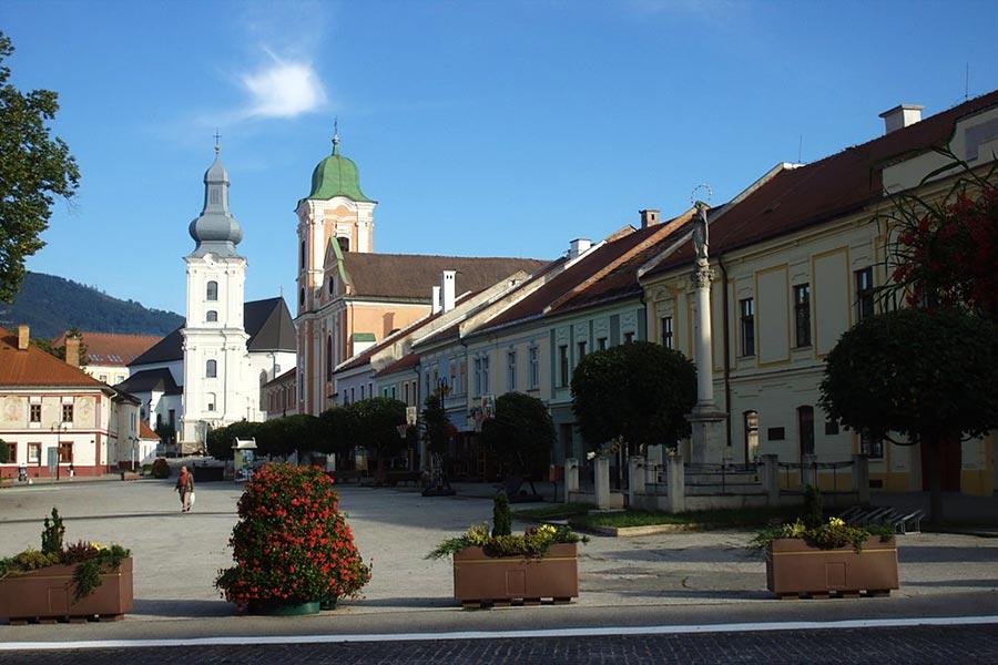 Slovakia Tours from Bratislava - Rožňava