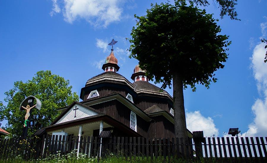 Slovakia Tours from Bratislava - Wooden churches