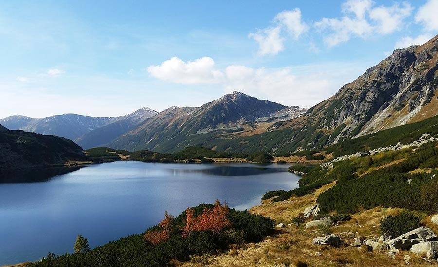 Walking in Tatras