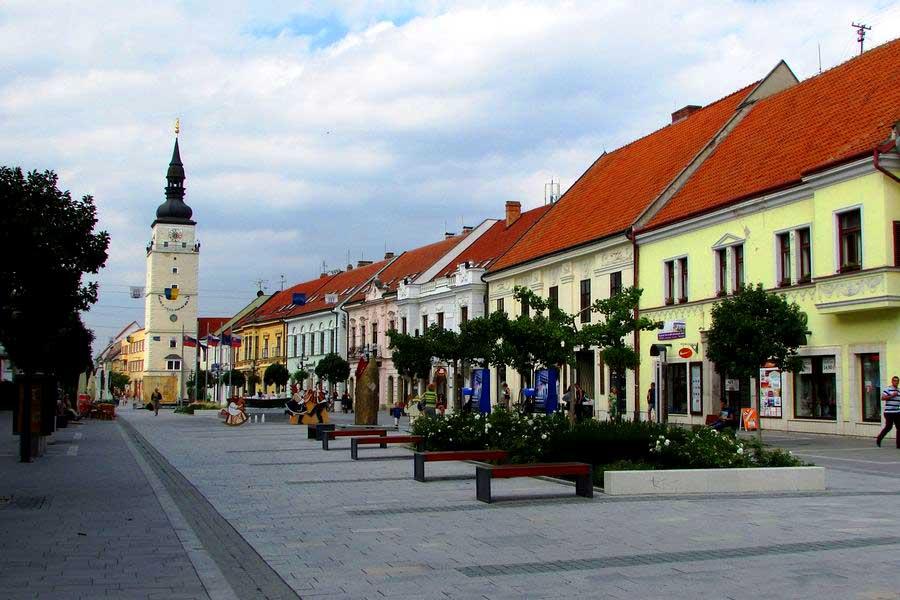 Small Carpathians - Trnava