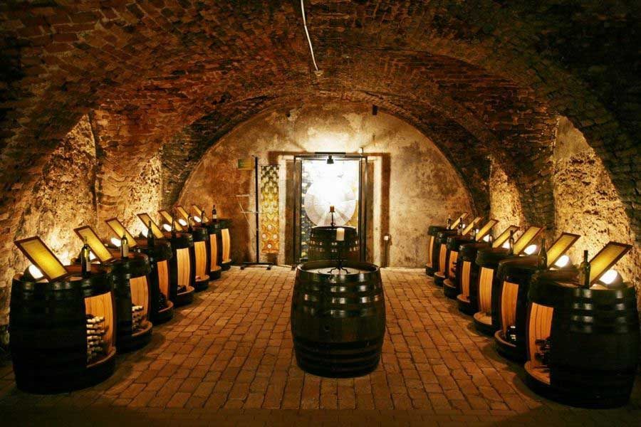 Small Carpathians - Winery