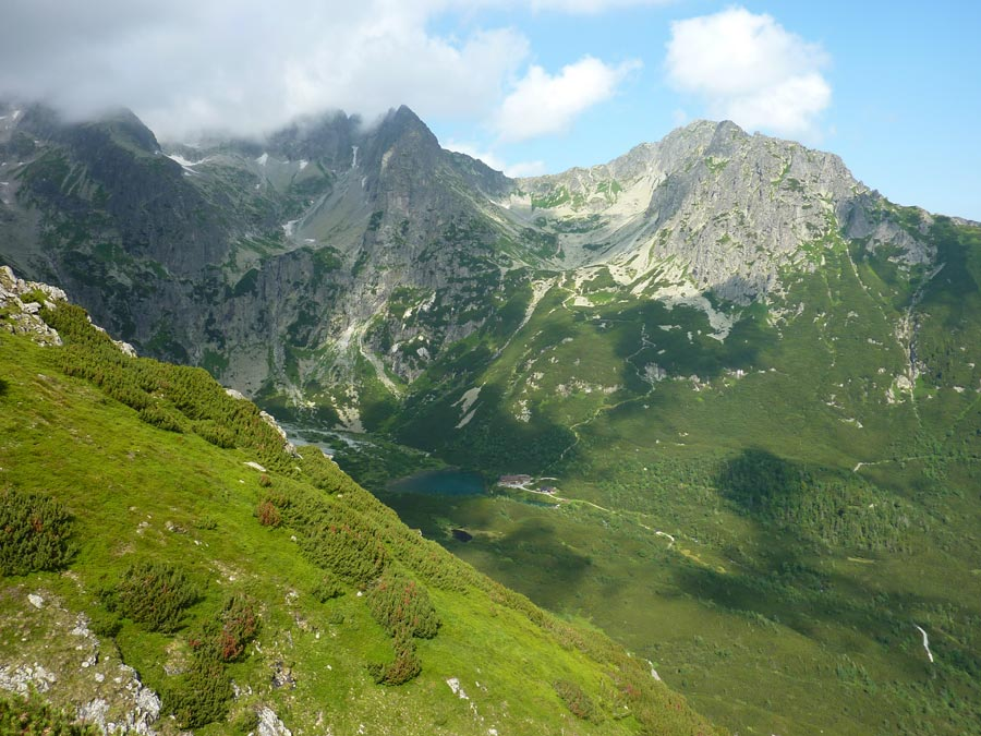 Self guided Tatra Mountain tours