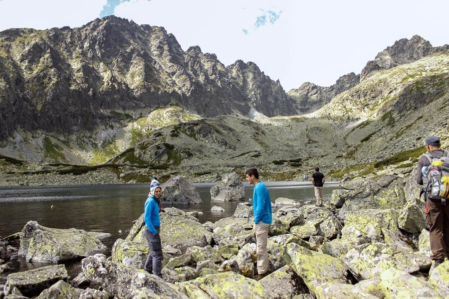 Guided Tatra Mountain tours
