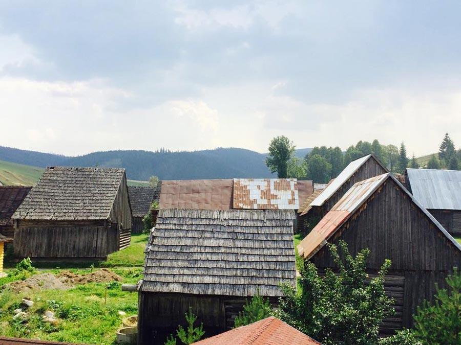 Liptovska Teplicka - Stodoliste
