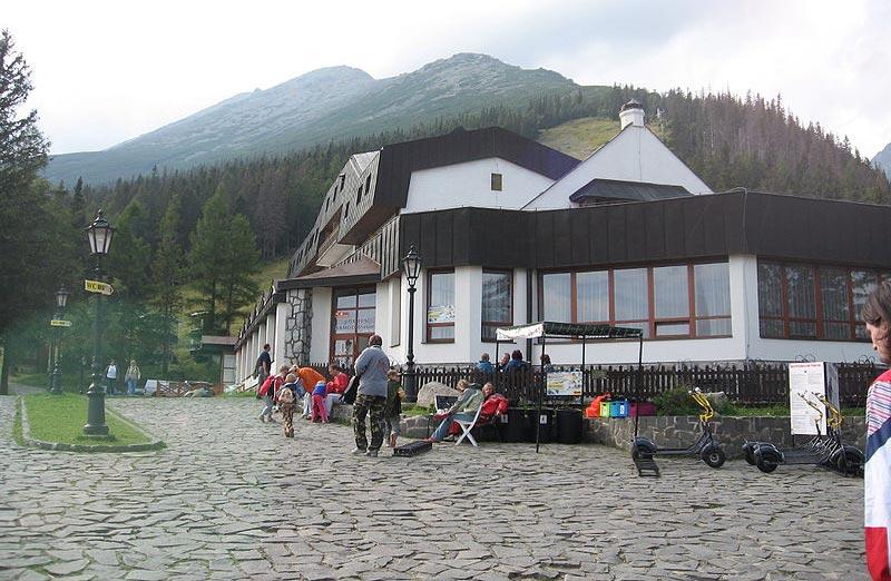 Hotel Hrebienok