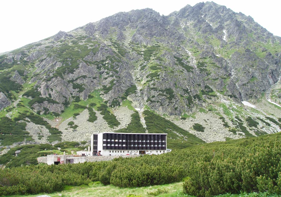 Hotel Sliezsky dom