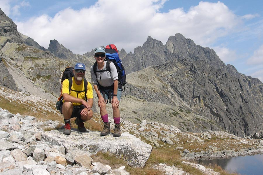 Tatra Mountains Trek