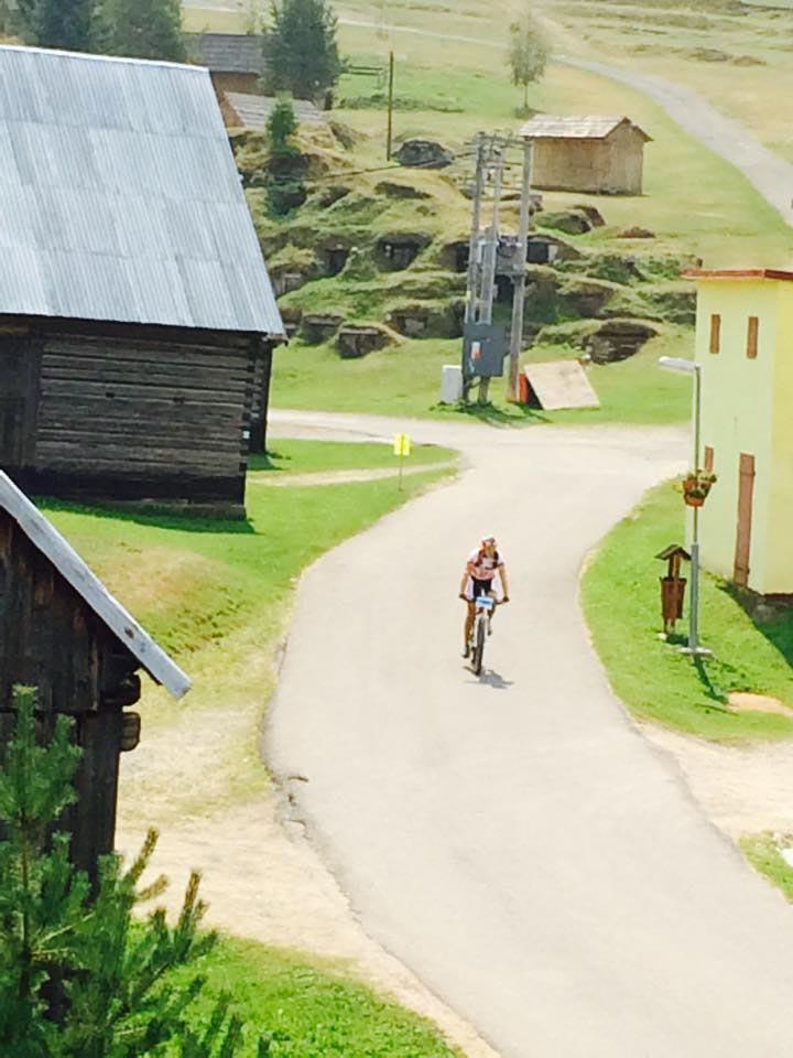Liptovska Teplicka Cycling Tour
