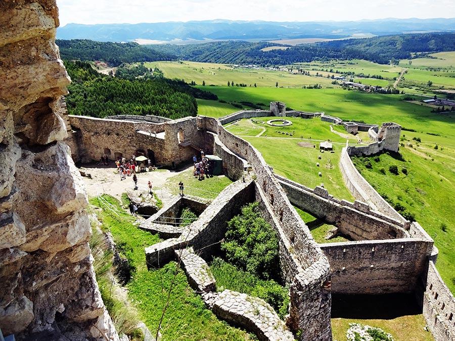 Spissky Castle Travel