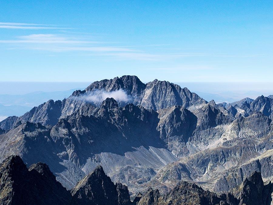 Tatra Mountains Travel
