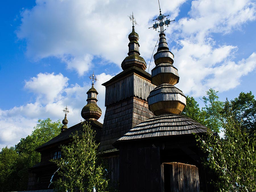 Wooden Churches Travel