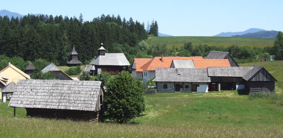 Church in Rudno