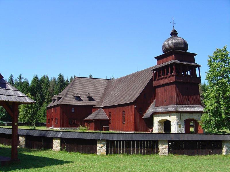 Church in Svaty Kriz