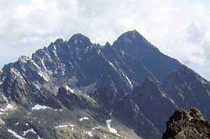 Pysne Peaks, Lomnicky Peak Trekking Tour  with Mountain Guide