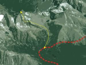 Vysoka Peak Trekking Tour  with Mountain Guide